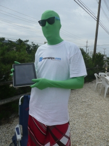 Meet the Intern: Green Mike